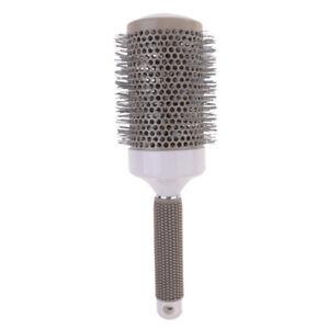 Professional Anti-static Ceramic Curling Hair Round Brush Barrel Hair Comb