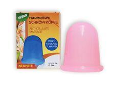 La coppettazione XL anti-la cellulite sturalavandini a pressione corpo Massaggio Sottovuoto cups massaggio corpo