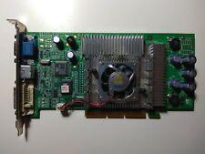 Nvidia GeForce3 Ti 200 64Mb AGP VGA DVI Retro Vintage Gaming Creative Labs MSI