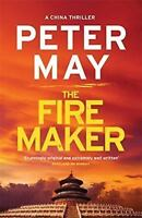 The Firemaker (The China Thrillers) by May, Peter