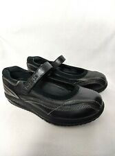 Skechers Shape Ups Women's Shoes Walking Toning Fitness Mary Jane Sz 7 Black