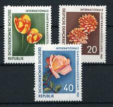 DDR 854/6 ** Gartenbauausstellung