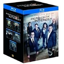 Person of Interest: Complete TV Series Seasons 1 2 3 4 5 Boxed BluRay Set NEW!