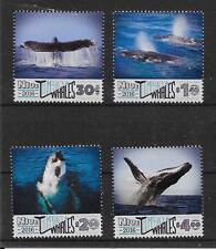 Niue 2016 Humpback Whales Set Mnh