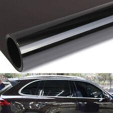 50x100cm Black Car Van Glass Window Roll Tint Film Shade Sticker 8% VLT Tinting
