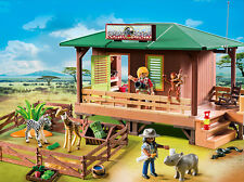 PLAYMOBIL® 6936 Ranger Station with Animal Area - NEW 2016 S&H FREE WORLDWIDE