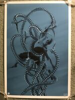 The Amazing Spider-Man Vs Doctor Octopus  Comic Art Print Poster Mondo Alex Ross