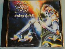 Shok Paris - Steel and Starlight - RARE '87 OOP cd NOT BOOT Dio Iron Maiden