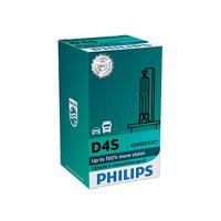Philips D4S X-treme Vision bis zu 150% mehr Sicht Xenon Brenner 42402XV2C1 1st.