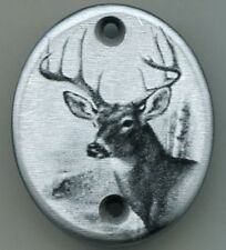 Remington 700 BDL GunStock GripCap Deer in field no edge