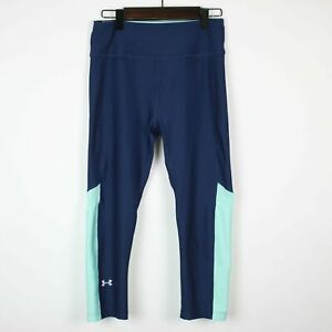 """UNDER ARMOUR Novelty 17"""" Compression Capris SMALL"""