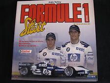 Book Formule 1 Start 2005 door Anjes Verhey (Nederlands) (Castrol)