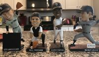 1968 Detroit Tigers Bobbleheads Complete Set Of 4: Kaline Freehan Horton Lolich