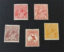 nystamps British Australia Stamp # 2//26 Mint OG H $38