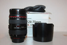 Canon EF 24-70mm f/2.8 L USM Objektiv 1Jahr Gewährleistung