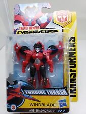 Transformers Cyberverse Turbine Thrash Windblade Hasbro New