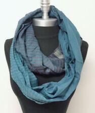 3a11b8a0365b0 Blue Cowl/Infinity Scarves & Wraps for Women   eBay