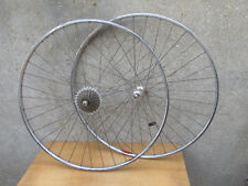 CAMPAGNOLO NUOVO TIPO SUPER CHAMPION ROUES BOYAU VELO BICYCLE TUBULAR WHEELSET