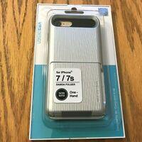 Damda Folder Apple iPhone 7/8 VRS Design Verus Credit Card Wallet Slot Case