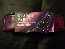 MORPHE GLANCE PARTY 12 PIECE EYE BRUSH COLLECTION + BAG makeup brushes