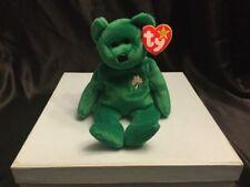 Ty Beanie Babies Erin St Patrick's Day Bear