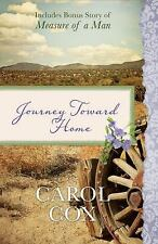 JOURNEY TOWARD HOME - COX, CAROL - NEW PAPERBACK BOOK