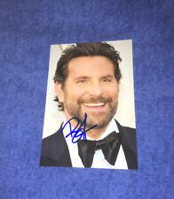 Bradley Cooper Photo Dedicace Autograph Actor Acteur