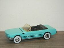 Ford Mustang Convertible - Hot Wheels *36855