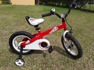 "Royalbaby Kids Bike 14"" Children Boys Kids Bike Bicycle With Training Wheels"