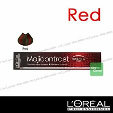 L'Oreal Majicontrast RED Colour Professionals Permanent Hair Dye 50g