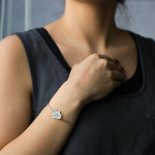 Lucky Evil Eye and Hamsa Tennis Bracelett