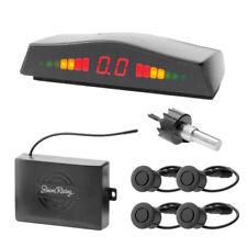Simoni Racing Sensore di Parcheggio Universale Wireless 4 sensori con Display