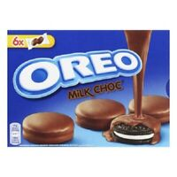 Oreo Biscuits Milk Chocolate Original Choco Cookies 246G