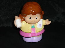 Fisher Price Little People Dollhouse Mom & Baby Bottle