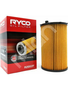 Ryco Oil Filter FOR FORD TERRITORY SZ (R2662P)