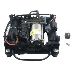 New Air Suspension Compressor For Range Rover 2006-12 HSE Supercharged LR041777