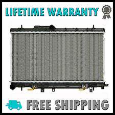 2450 New Radiator For Subaru Impreza WRX 2002 2003 2.0 H4 Lifetime Warranty