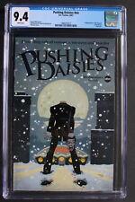 PUSHING DAISIES NN #1 DC Comics Decapitated Man-c 2007 ABC TV Promo RARE CGC 9.4