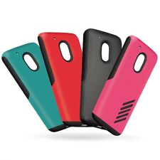 Orzly Grip-Pro Protective Case Cover for Motorola Moto G4 & Moto G4 Plus