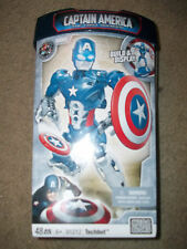 Captain America Techbot 48Pcs Mega Bloks New