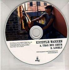 (AL191) Krystle Warren, Year End Issue - DJ CD