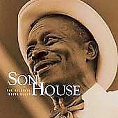 sealed CD Son House Original Delta Blues National steel slide guitar Death Lette