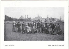 """*Postcard-""""Group of Golfers @ Tampa Bay Hotel Golf Course""""-Golf In Florida (#35)"""