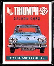 TRIUMPH SALOONS  Collectors Card Set - Dolomite Sprint 2000 2500S Herald Vitesse