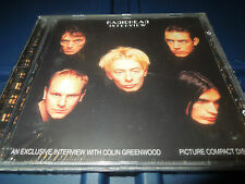 Interview Picture Disc by Radiohead (CD, Apr-1998, Baktabak (UK))