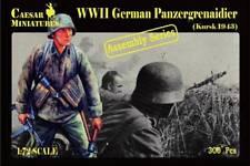 CAESAR 7715 Panzergrenadier tedesche WWII° Kursk 1943 scala 1/72