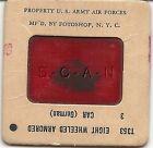 WWII US 35mm Recognition Slide Negative- Panzer- 8 Rad Sd.Kfz. 232 German AC- #3