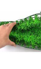 Aquarium Plastic Plant Grass Plant Fish Tank Landscape Lawn (UK IMPORTER)