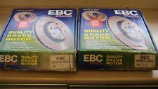 HONDA ACCORD TYPE R  & TYPE V EBC REAR STANDARD SOLID BRAKE DISCS P/N D1234