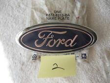OEM F87Z8213BA Blue Oval Grille Nameplate Emblem for Ford SUV Truck Van New